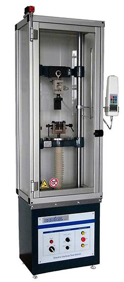 Dinamometro verticale motorizzato cmt133 1000kg taglia - Velocita porta seriale ...